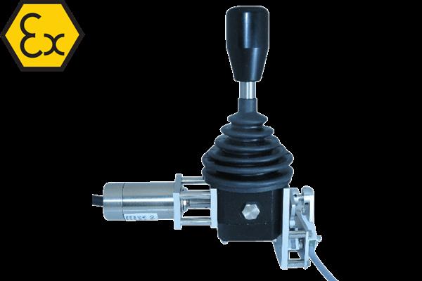 Industrial Joystick Controllers