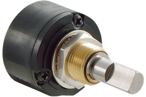 Rotary Magnetic Hall Sensors